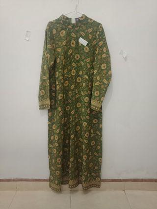 Gamis Batik Rabbani Xl