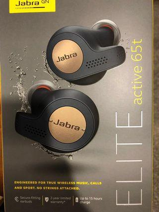 Jabra elite active 65t BN
