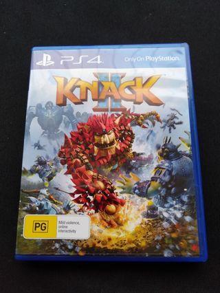 Knack II - PS4 Game
