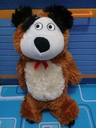 Boneka bear masha
