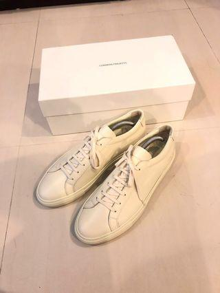 (BNIB) Common Projects Achilles Low Warm White 41