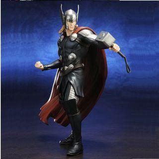 Ragnarok STATUE Thor 1/10 Scale Pre-Painted Model Kit Figure Collectible Toy 21.5cm Thunder God