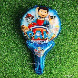 Goodie Bag- Paw Patrol Handheld Balloon