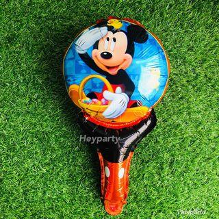 Goodie Bag- Mickey Mouse Handheld Foil Balloon