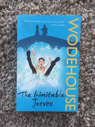 Wodehouse The inimitable Jeeves