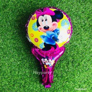 🚚 Goodie Bag- Minnie Mouse Handheld Balloon