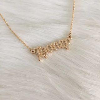 [PO] Honey Necklace