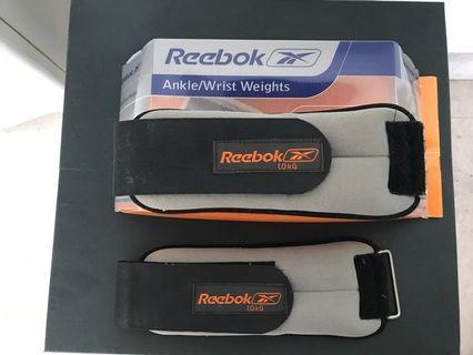 Reebok 1 kg ankle weights