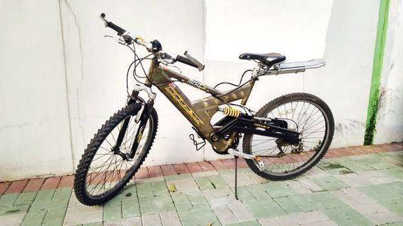 Mongoose MGX 24速單車