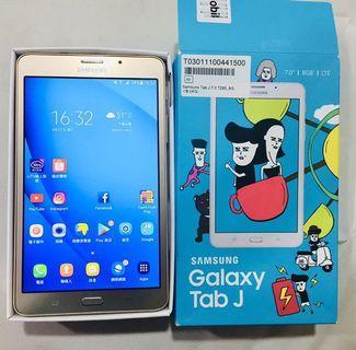 🚚 Samsung Tab J 7吋,金