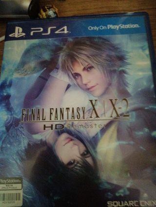 🚚 Final fantasy x/x2