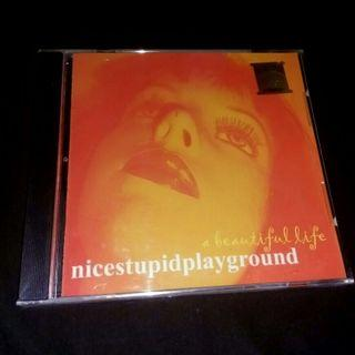 CD Nice Stupid Playground. A beautiful life. New. Sealed.