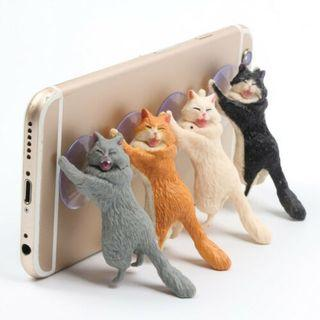 Cute Cat Phone Holder/stand