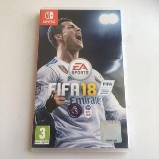 🇯🇵Nintendo任天堂 Switch - FIFA18