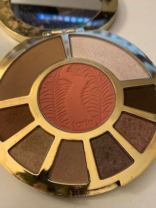 Tarte Clay Eyeshadow and Face Palette