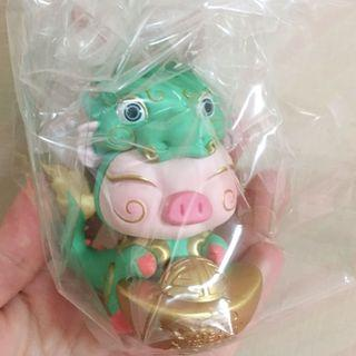 MBS lucky pig collection 2019
