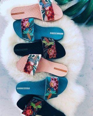 Ipanema Nectar Slide Sandals (BNWT)0