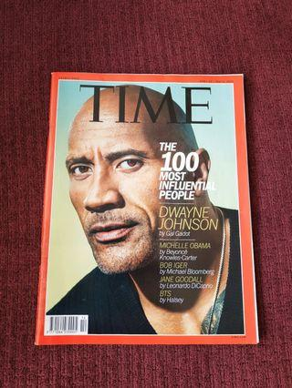 Time Magazine The 100 Most Influential People