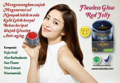 Flawless glow Red Jelly