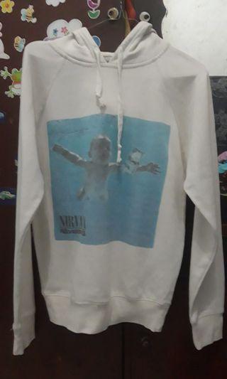 Hoodie Nirvana Nevermind Cotton On
