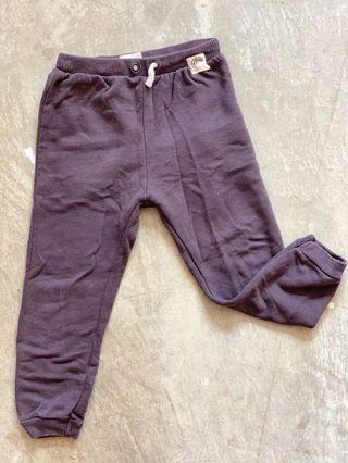 Grey sweat pant