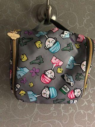 Valmont Travel Cosmetic Bag