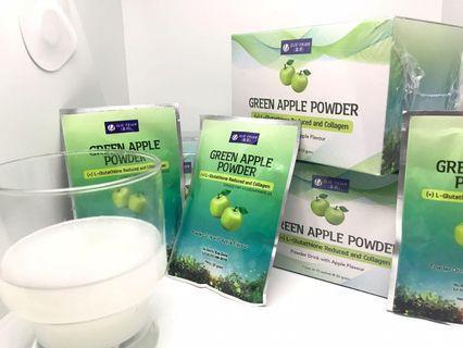 Green Apple Powder