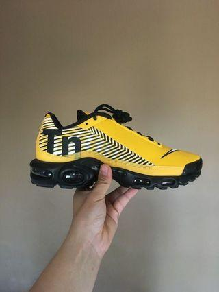 Air Max TN SE Black Yellow