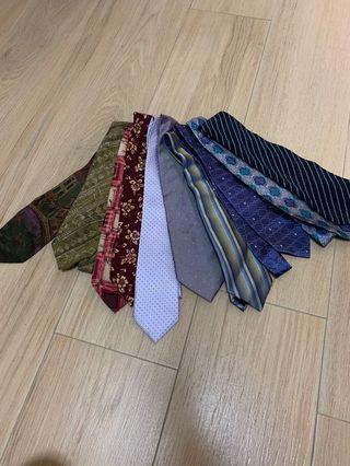 Tie 領呔多條贈與有緣人