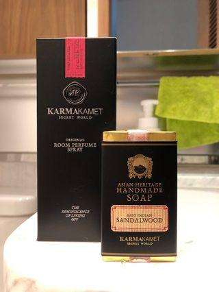 KARMAKAMET soup + room perfume spray