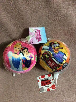 Disney正品公主、Donaldduck球