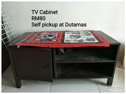 TV Cabinet #RayaHome