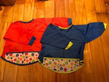IKEA / 宜家 Baby / BB / 小童 / 小朋友 Bib / Apron / 圍裙 / 飯衣 / 飯兜