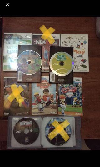 Wii cd game