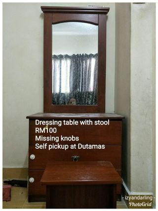 Dressing Table #RayaHome