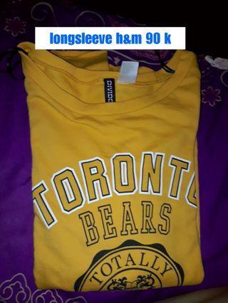 Toronto Bears H&M