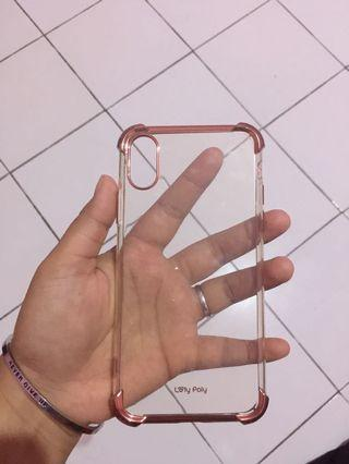 Mirror Case iphone x like new