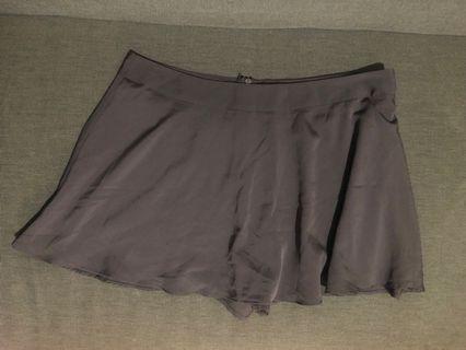 Forever 21 grey skirt pants