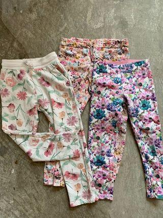 Flower Girls Pants