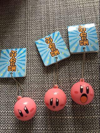 星之卡比幸運掛飾 Japan Nintendo Kirby Lucky Charm