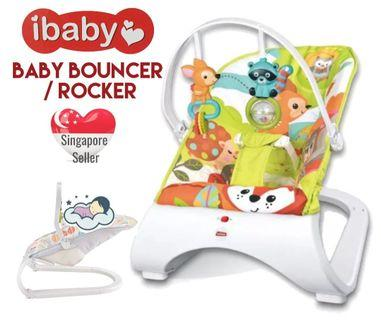 Baby Bouncer / Rocker / Recliner /