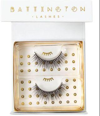 Battington Lashes - Monroe 3D Silk Lashes