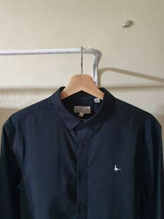 Brand New Jack Wills Shirt in Black