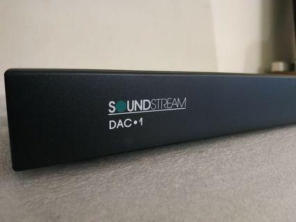 NEW Soundstream DAC - 1 by Krell USA Made