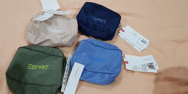 BNWT  AUTHENTIC ESPRIT MAKE UP /POUCH BAG