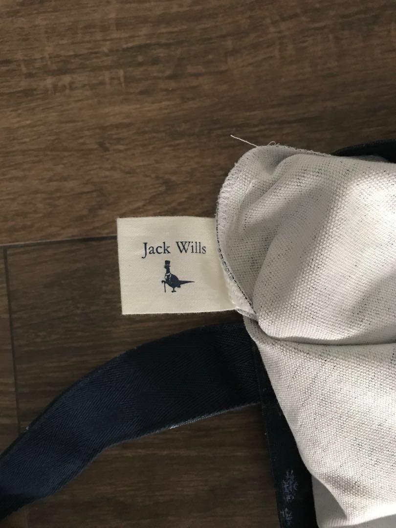 100% NEW Jack wills tote bag (floral pattern)