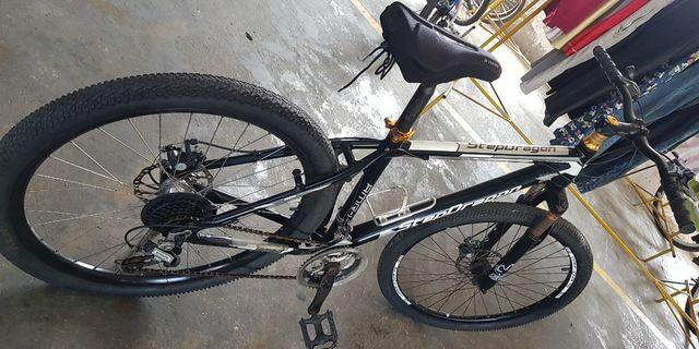 step dragon bike NT1500 only