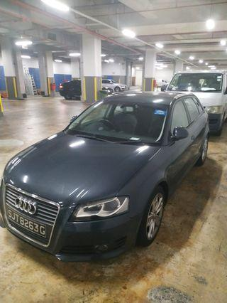 Car for rent . Audi A3 n Toyota Altis  Driveaway of $500 ONLY