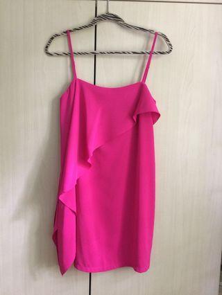 Aijek Pink Dress