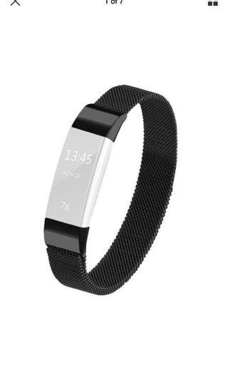 Fitbit Alta HR milanese metal bracelet strap
